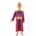 GOLD KING WISE MAN KIDS COSTUME NATIVITY SCHOOL PLAY BY CHRISTYS